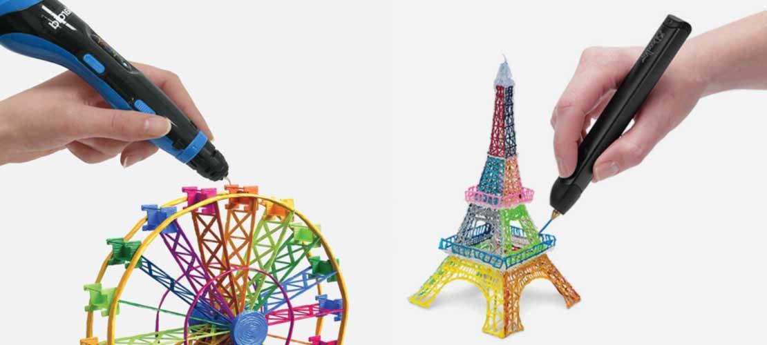 3D Printer Pens & Printers