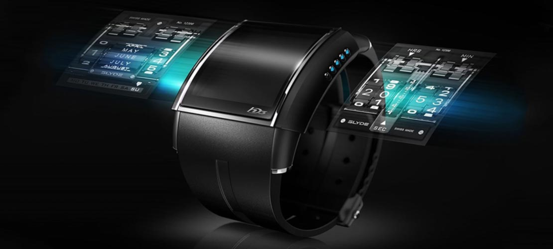 Futuristic Watches