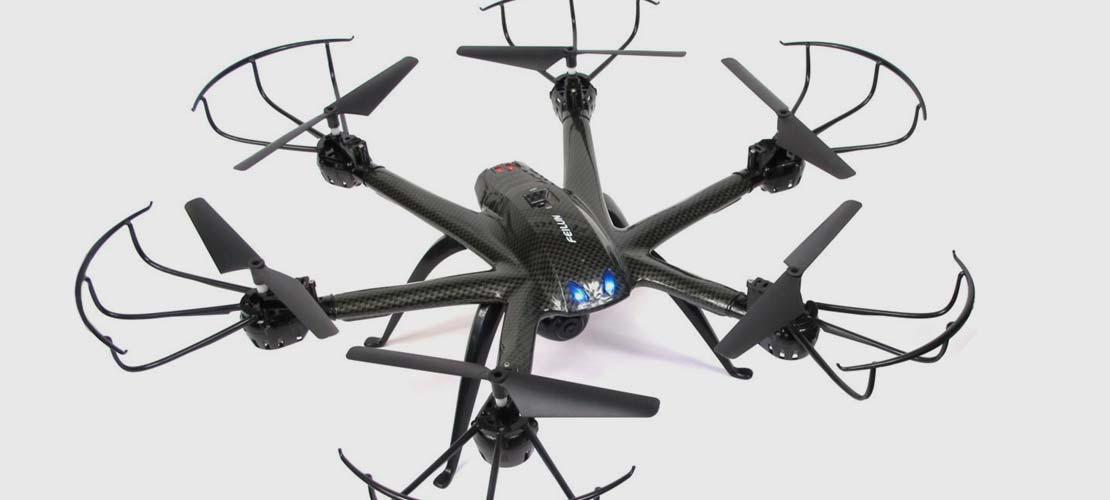 Hexacopter Drones