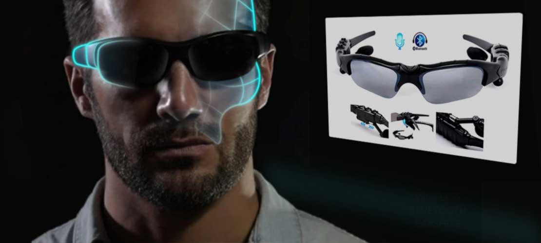 Mp3 & Video glasses
