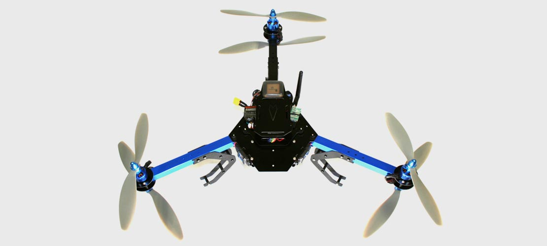 Tricopter Drones