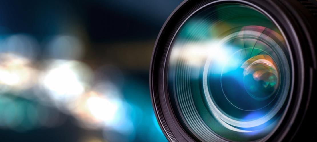 Video cameras & Projectors