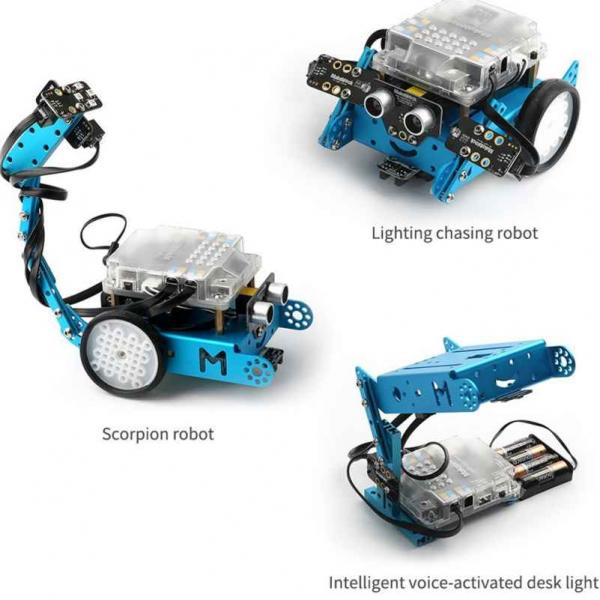 Makeblock Educational Programmable Robot with Bluetooth